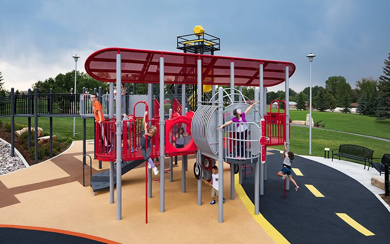 All About Play - playgroundpros - Playground Equipment - Custom Playgrounds Photo 1