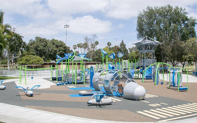 All About Play - playgroundpros - Playground Equipment - Custom Playgrounds Photo 2
