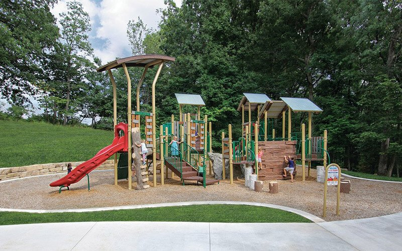 All About Play - playgroundpros - Playground Equipment - Nature Play Photo 1