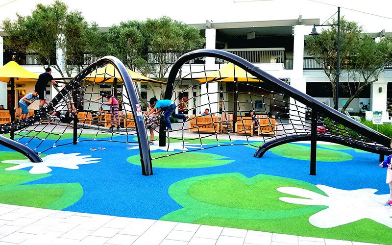 All About Play - playgroundpros - Playground Equipment - Top Section - Dynamo Photo 2