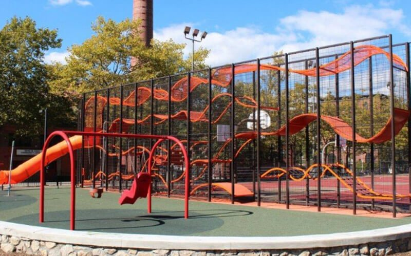 All About Play - playgroundpros - Playground Equipment - Top Section - Goric Photo 2