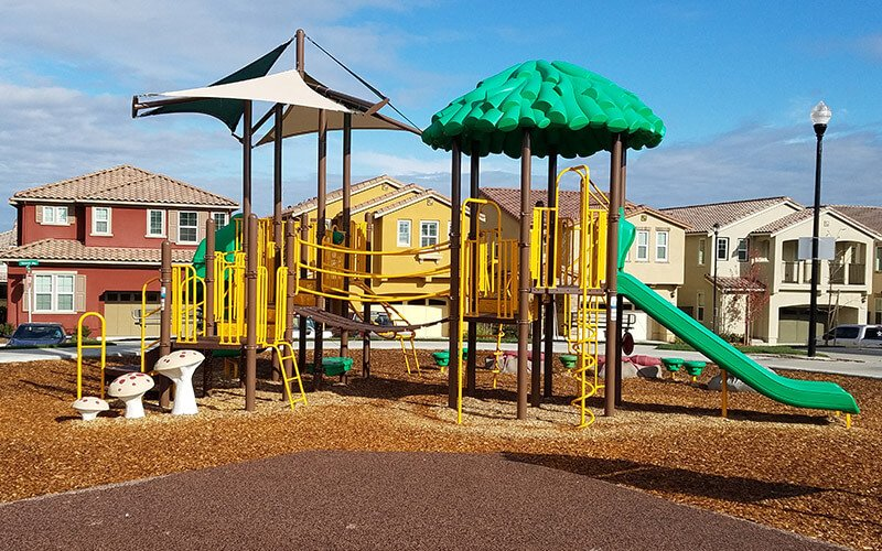 All About Play - playgroundpros - Playground Equipment - Top Section - Little Tikes Photo 3