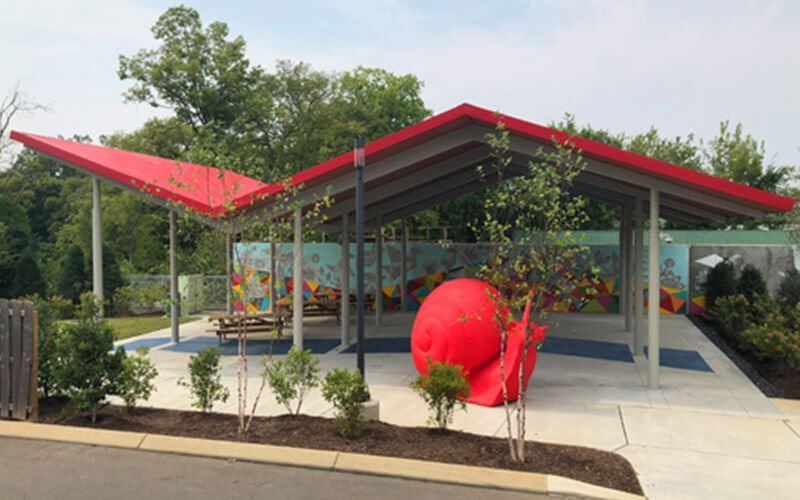 All About Play - playgroundpros - Shelters & Shade Structures - Top Section - Custom Photo 1