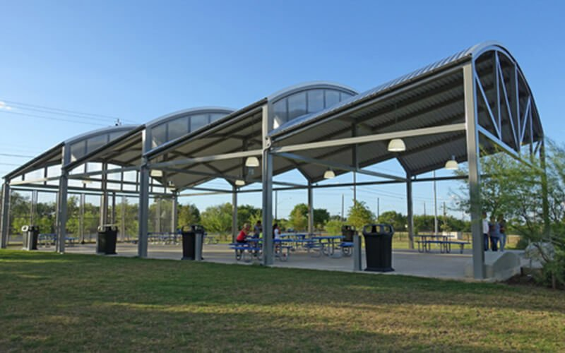 All About Play - playgroundpros - Shelters & Shade Structures - Top Section - Custom Photo 3