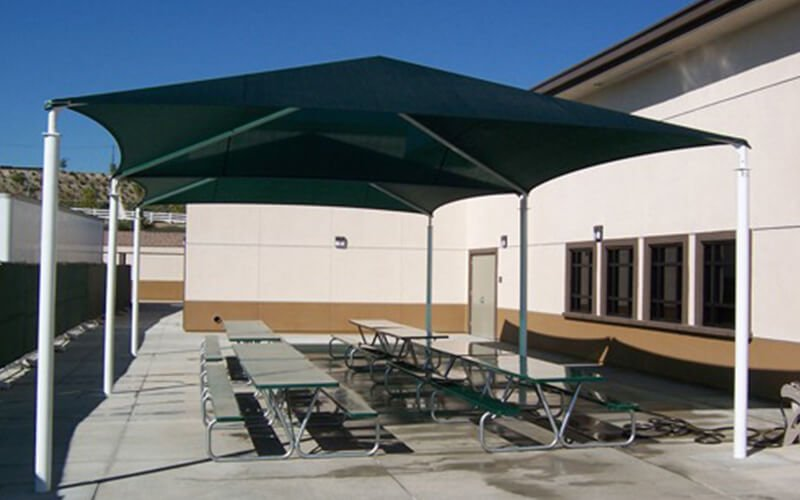 All About Play - playgroundpros - Shelters & Shade Structures - Top Section - DSA Photo 2