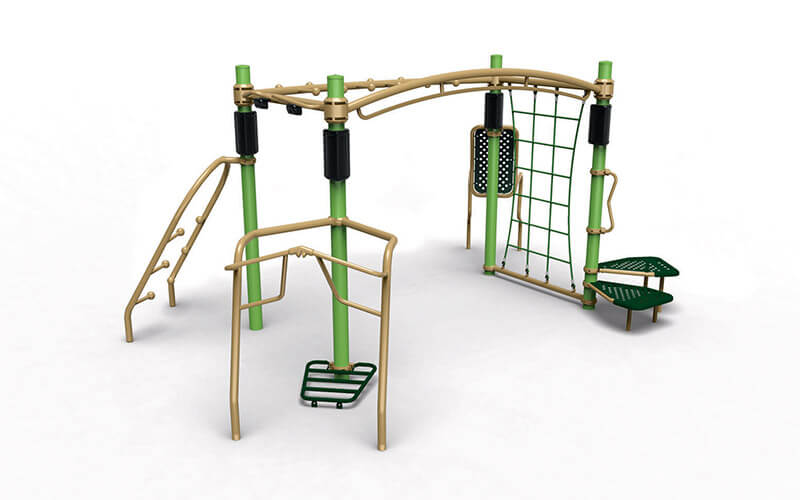 All About Play - playgroundpros - What's New - Fitness Equipment Photo 3